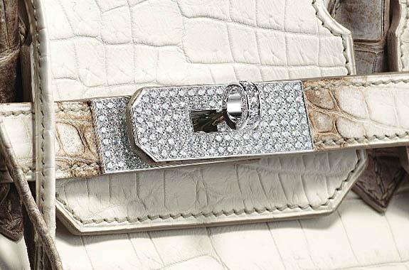 831d9f3054 Diamond-Embellished  300K Hermès Birkin Handbag Sets Auction Record —  Stephen Silver