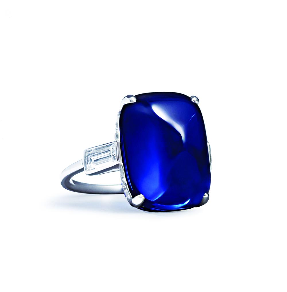 Explore Kashmir Sapphires >>