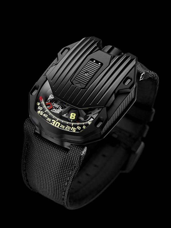 UR-105 CT Black