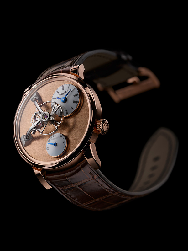LM 101 Frost Rose Gold