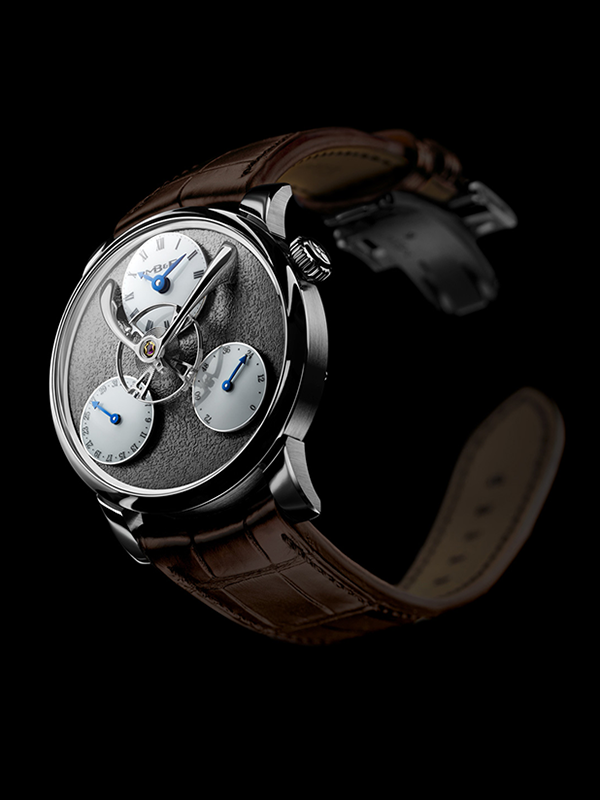 LM Split Escapement Grey