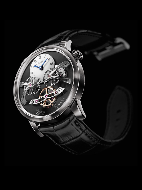 LM 2 White Gold