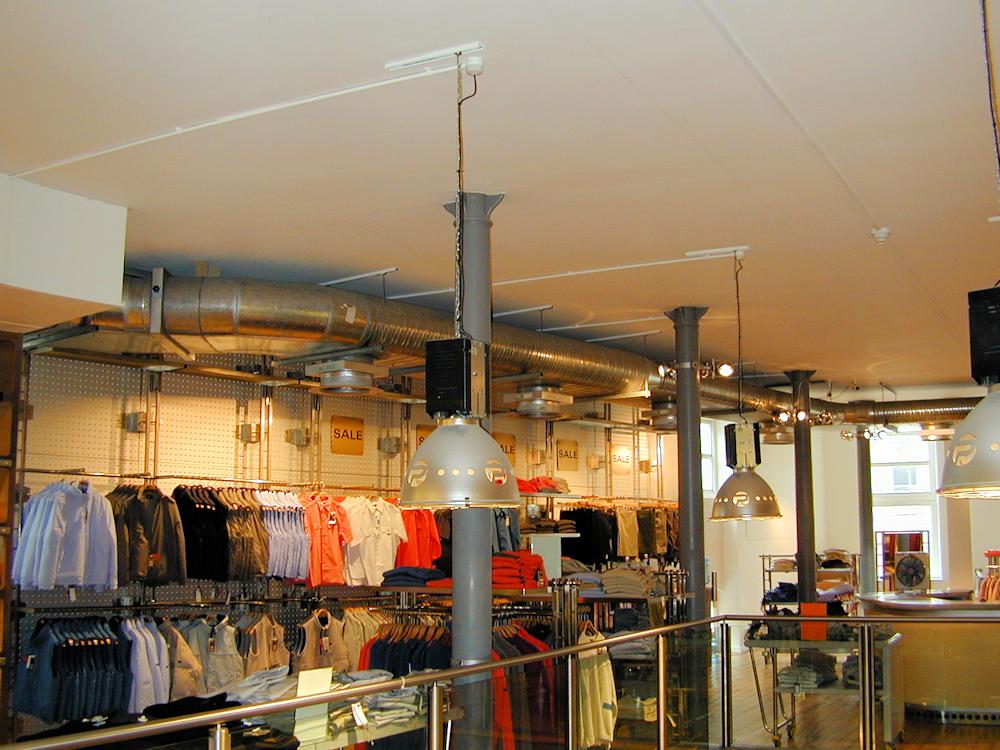 Fila Store, London