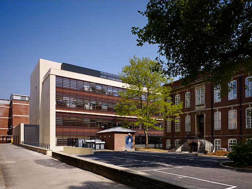 OMPI (Oxford Molecular Pathology Institute), Oxford