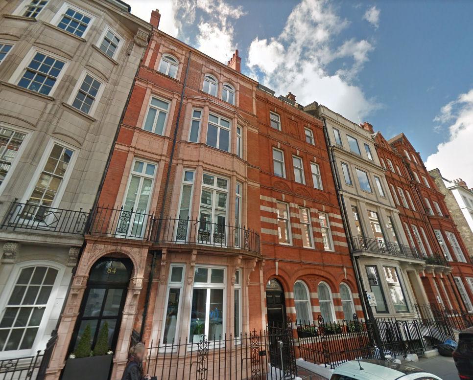 83-84 Wimpole Street, London