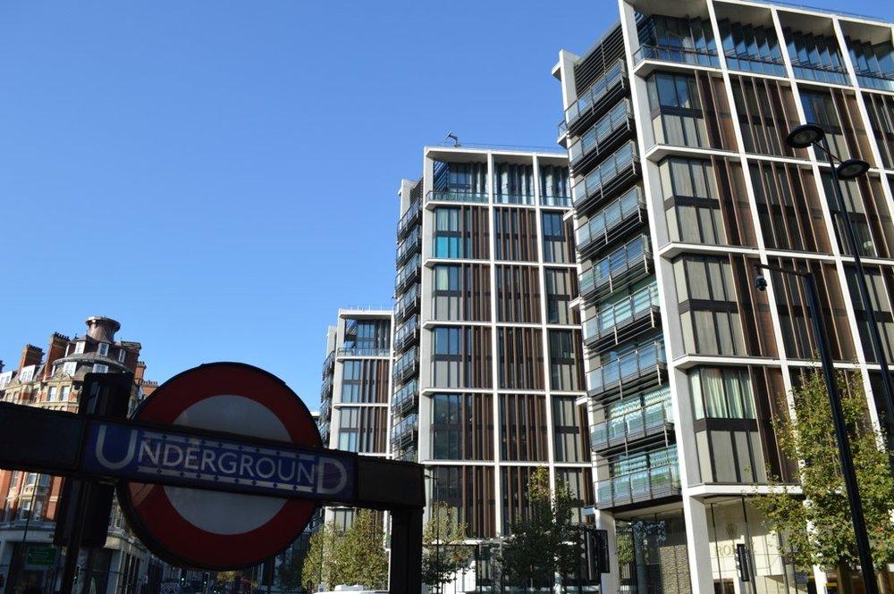 1 Hyde Park, London