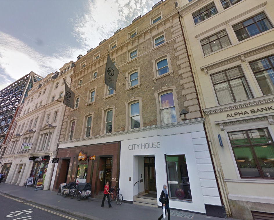 68 Cannon Street, London