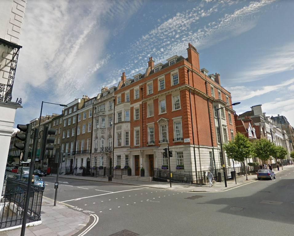 114-118 Harley Street, London