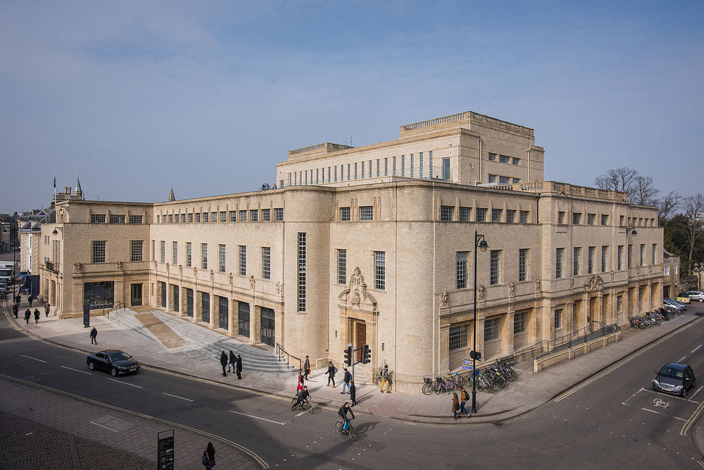 New Bodleian Library, Oxford