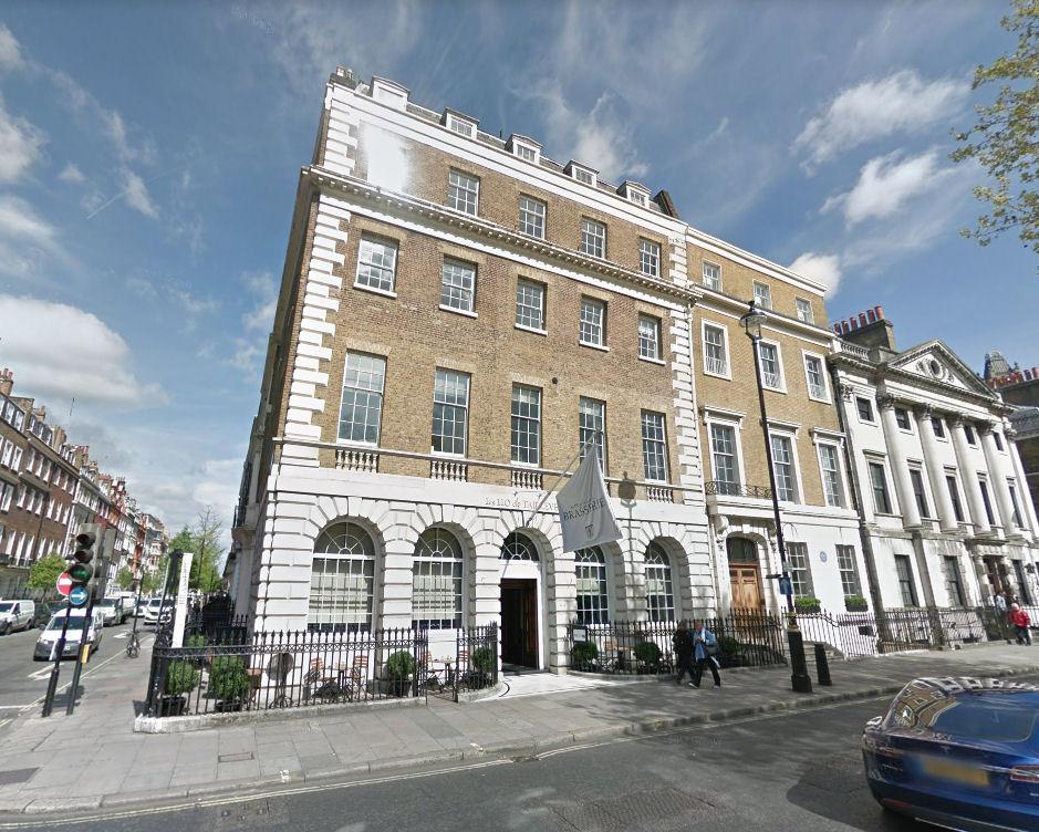 Les 110 de Taillevent, London