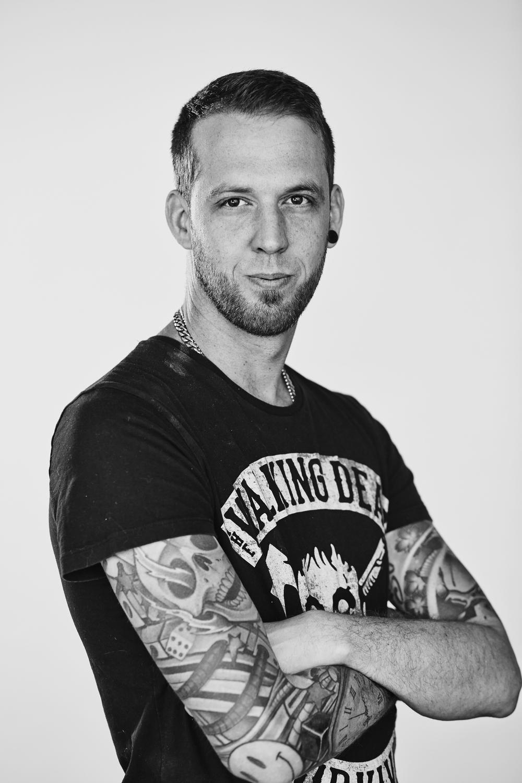 Christian Hahn / Leiter Fertigung