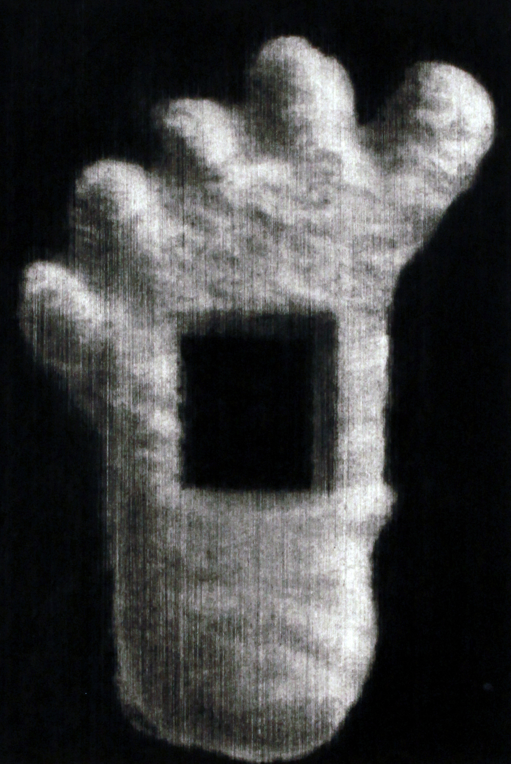 Plug II . 2014/15. charcoal on paper. 82x67cm