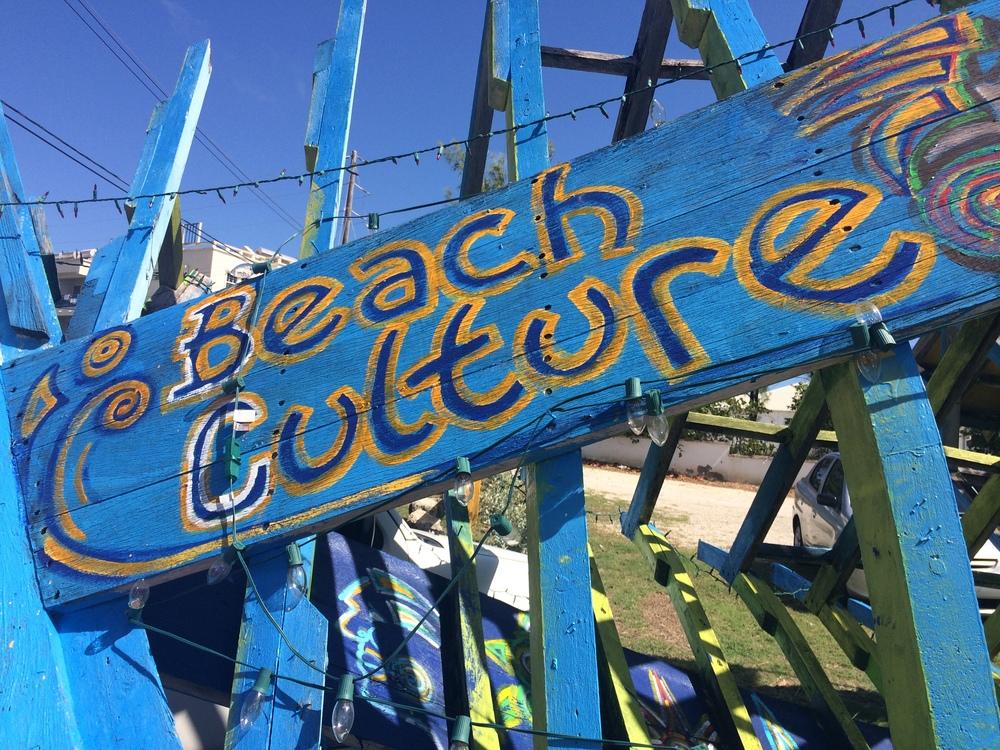 Beach Culture