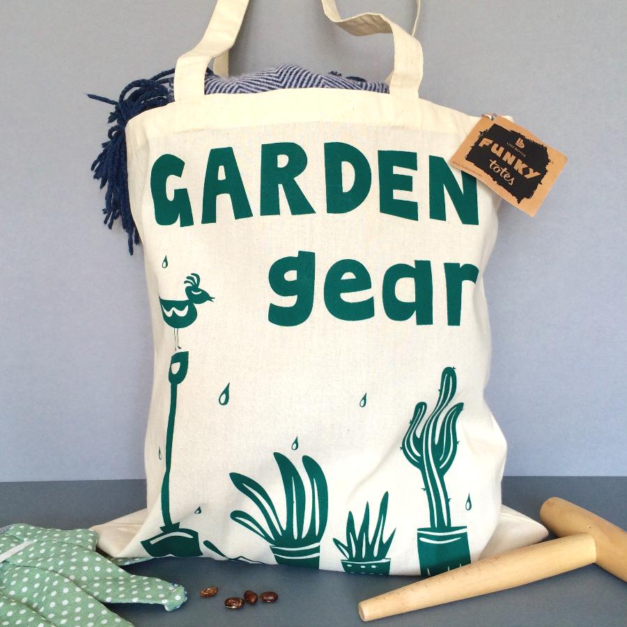 Garden Gear tote