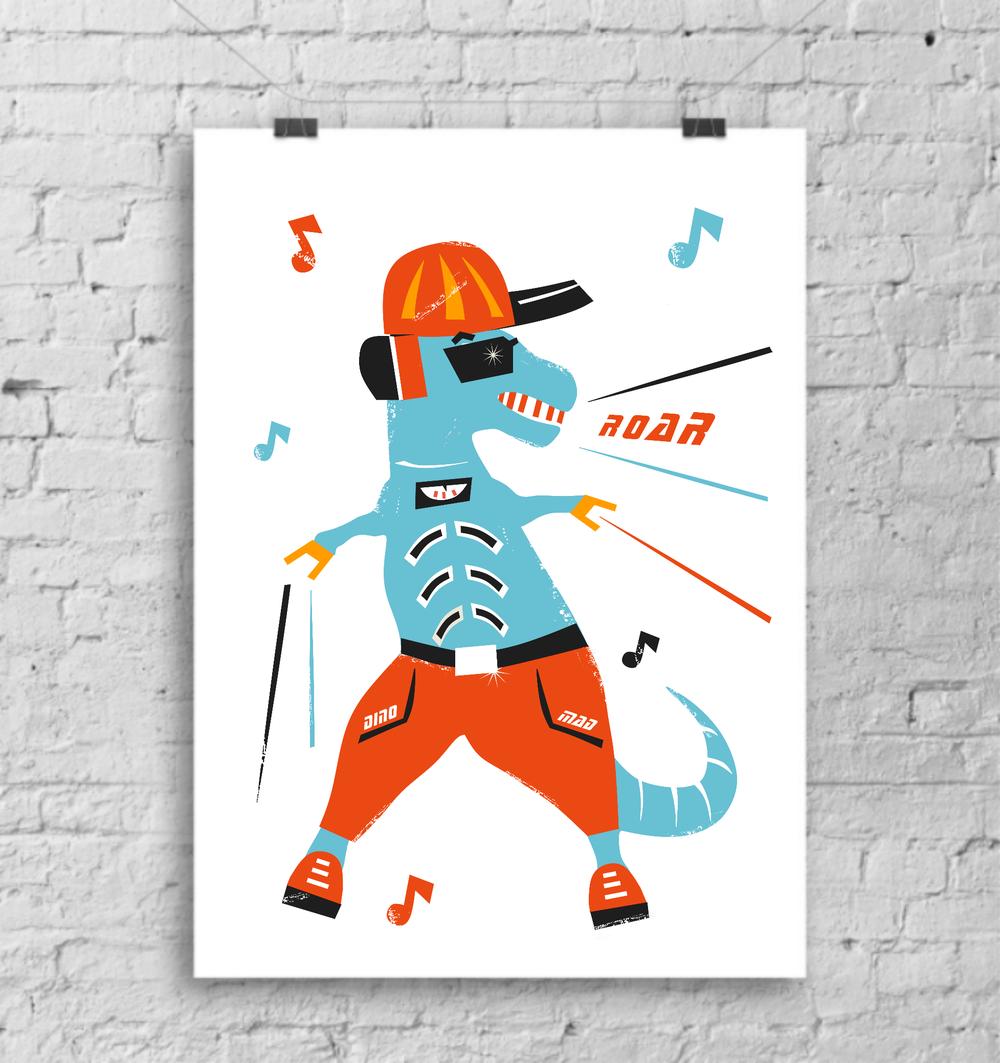 Dino Mad