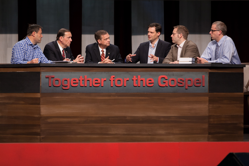 Together for the Gospel | Sarah Mesa Photography