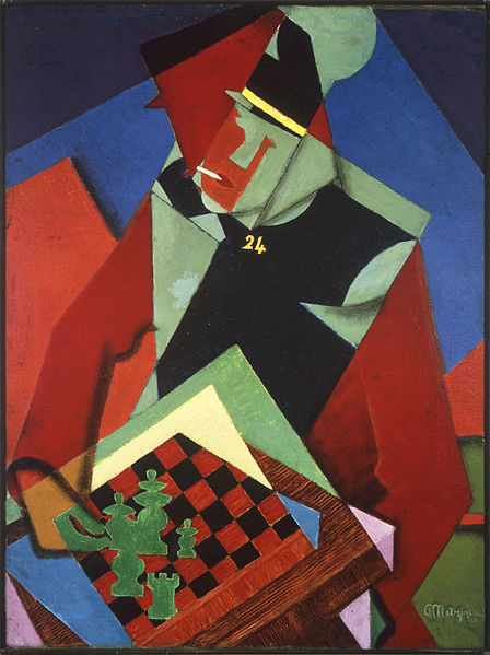 Jean_Metzinger,_1915,_Soldat_jouant_aux_échecs_(Soldier_at_a_Game_of_Chess),_oil_on_canvas,_81.3_x_61_cm,_Smart_Museum_of_Art.jpg