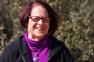 Susan Faith Broude, Founder of Purple People Inc.