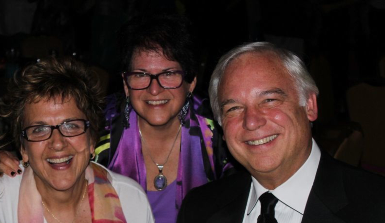"Jack Canfield, Co-Creator of ""Chicken Soup for the Soul"" with Susan Broude and Tami Pivnick"