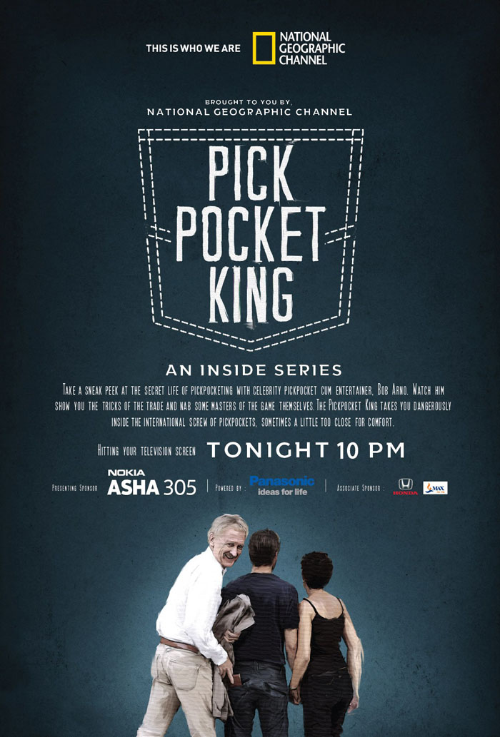 Pickpocket King 52'