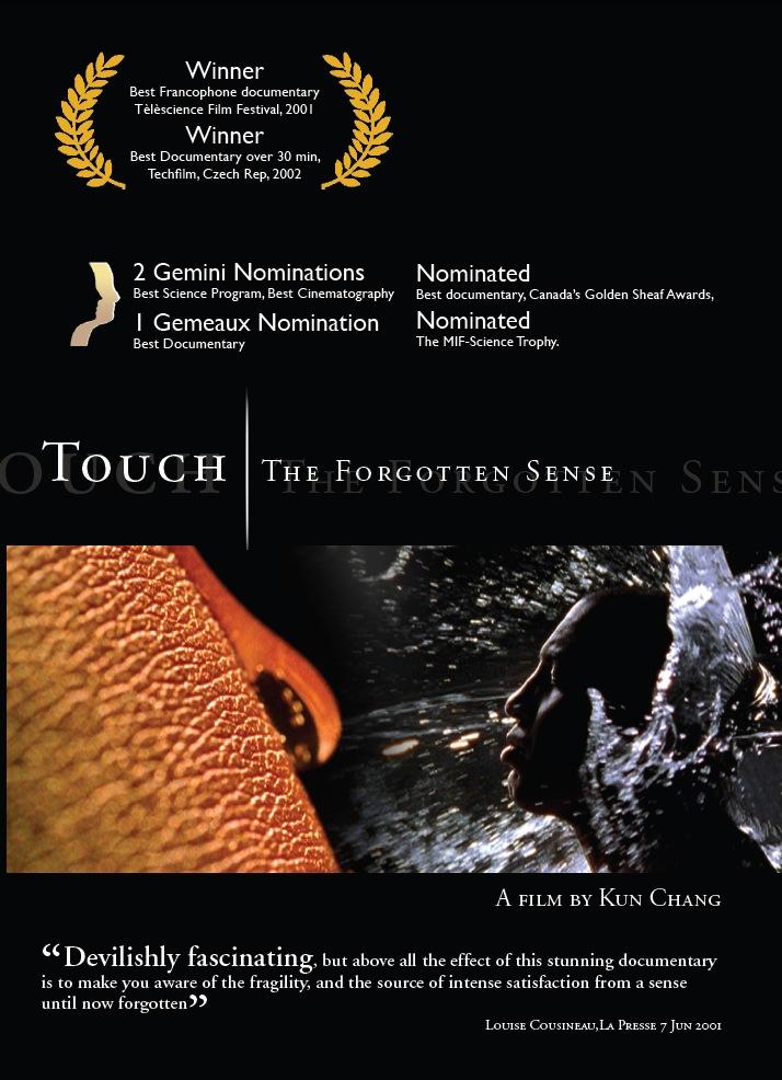 Touch - The Forgotten Sense 52'