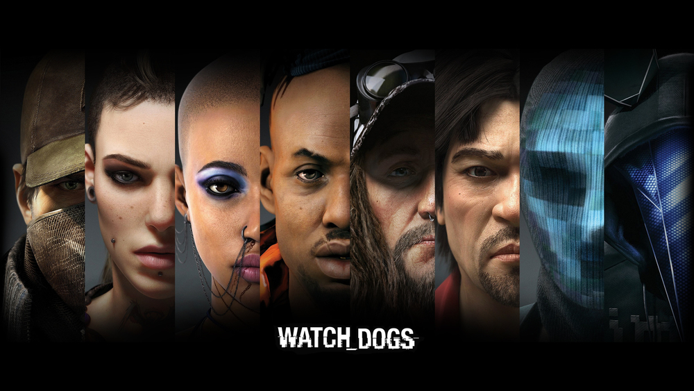 WATCH DOGS ALL CINEMATICS