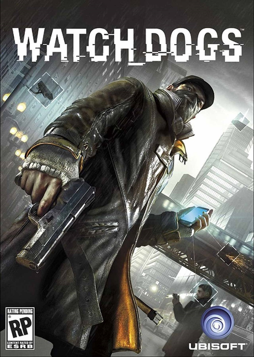 Watch Dogs 120'