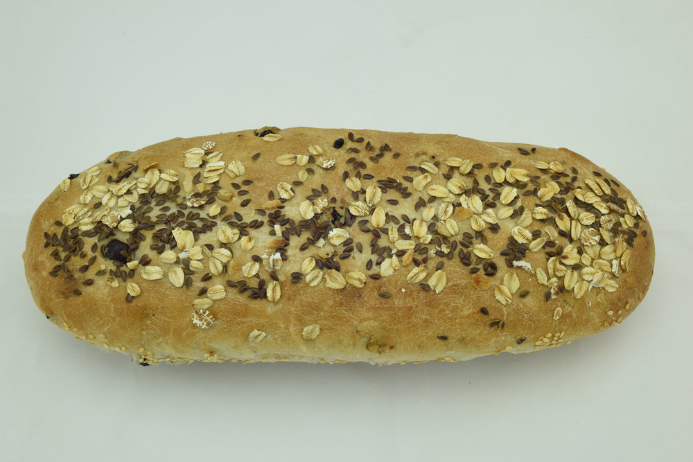 The BDC bread from the 3D scanner