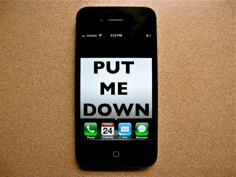 put down your phone gilbert arizona real estate.jpg