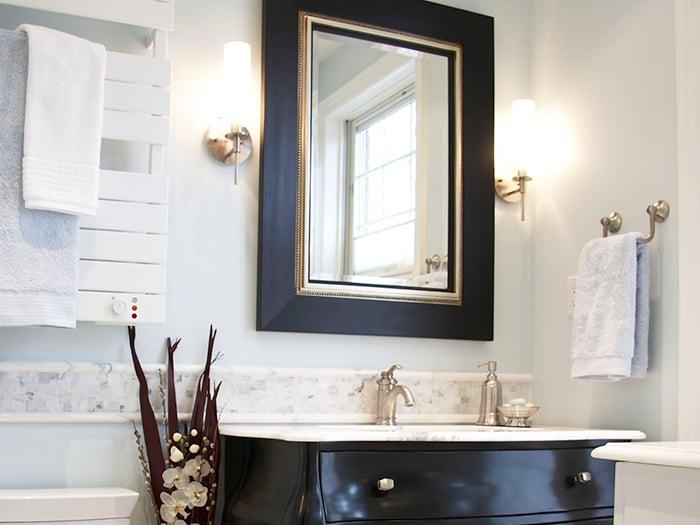 Gentil Five Inexpensive Bathroom Upgrades That Wonu0027t Break The Bank