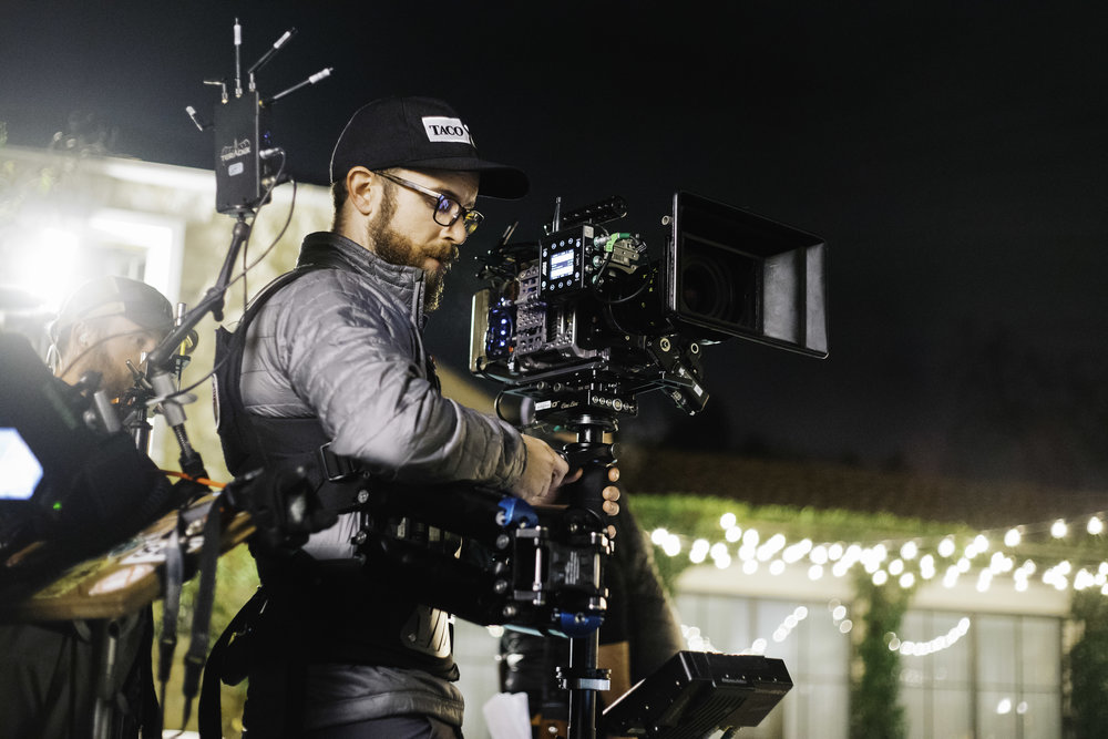 Alex works as a Director of Photography, Steadicam and camera operator, and travel photographer.  - Available world wide - email with inquiries today!