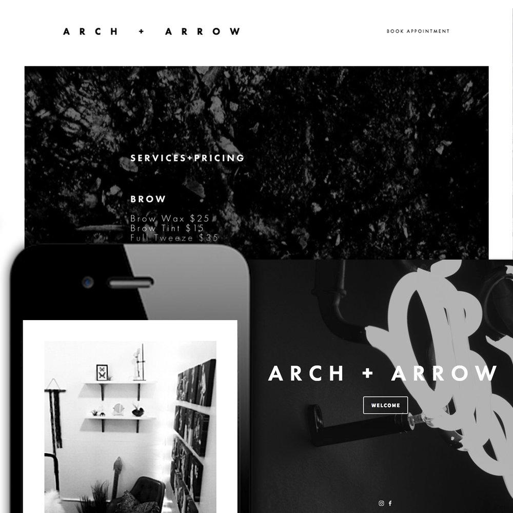 Arch + Arrows