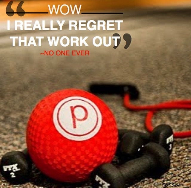 Pure Barre is a fabulous way to build strong bones.