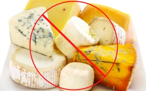 When you think about where cheese actually comes from... it's not that appetizing! Photo courtesy of www.foodnetwork.co.uk.