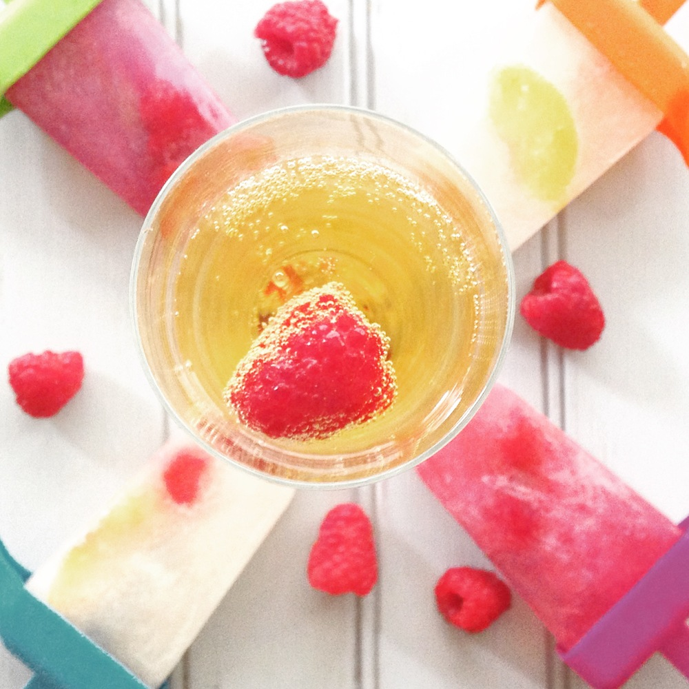 Bubbly Pops...your favorite new way to celebrate!