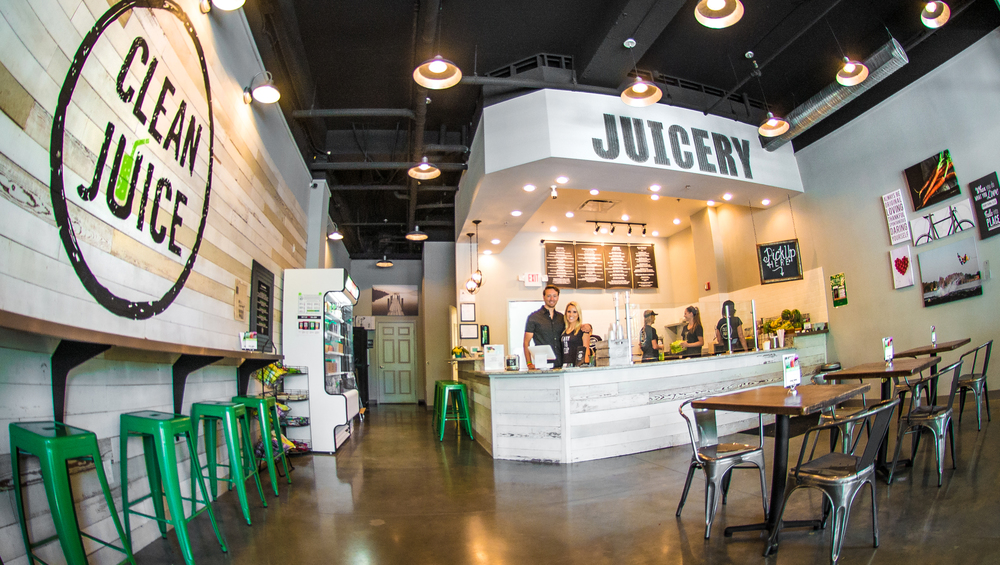 Clean Juice... the best thing to happen to Birkdale Village since Pure Barre. Stop by today and enjoy a fall take on a classic skin-loving acai bowl. Thank me later ;)