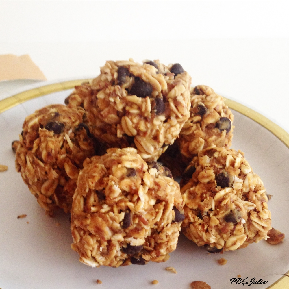 These gluten free and vegan energy balls are seriously Amaze-balls!
