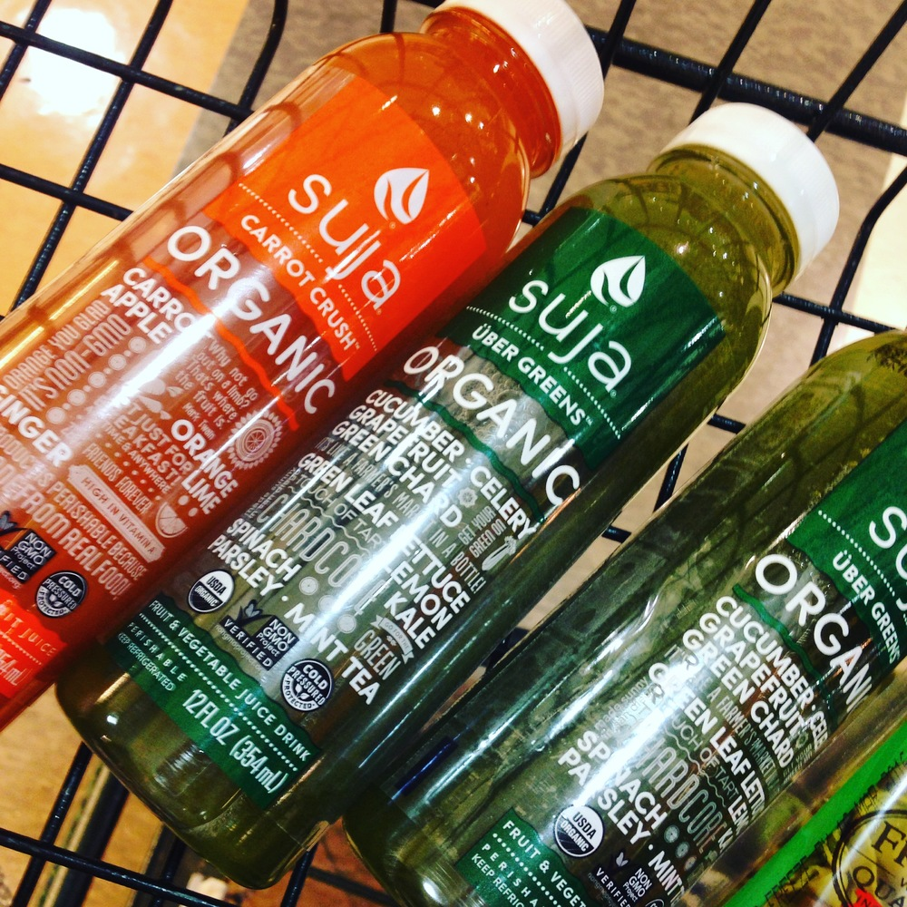 LOVE how SUJA juice has made organic affordable. Everyone should be able to afford good health!