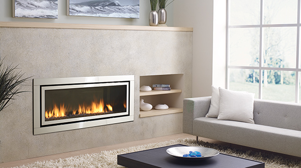 Regency     HZ54E   Lineal Fireplace