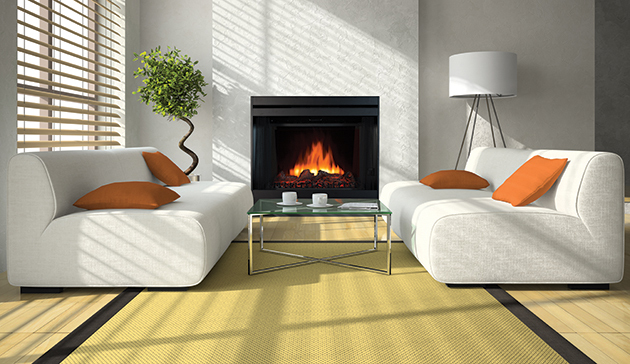 Astria Capella   Electric Fireplace
