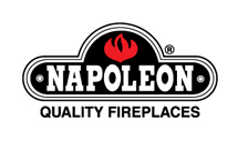 Click on Napolean's Logo to watch their Fireplaces in action