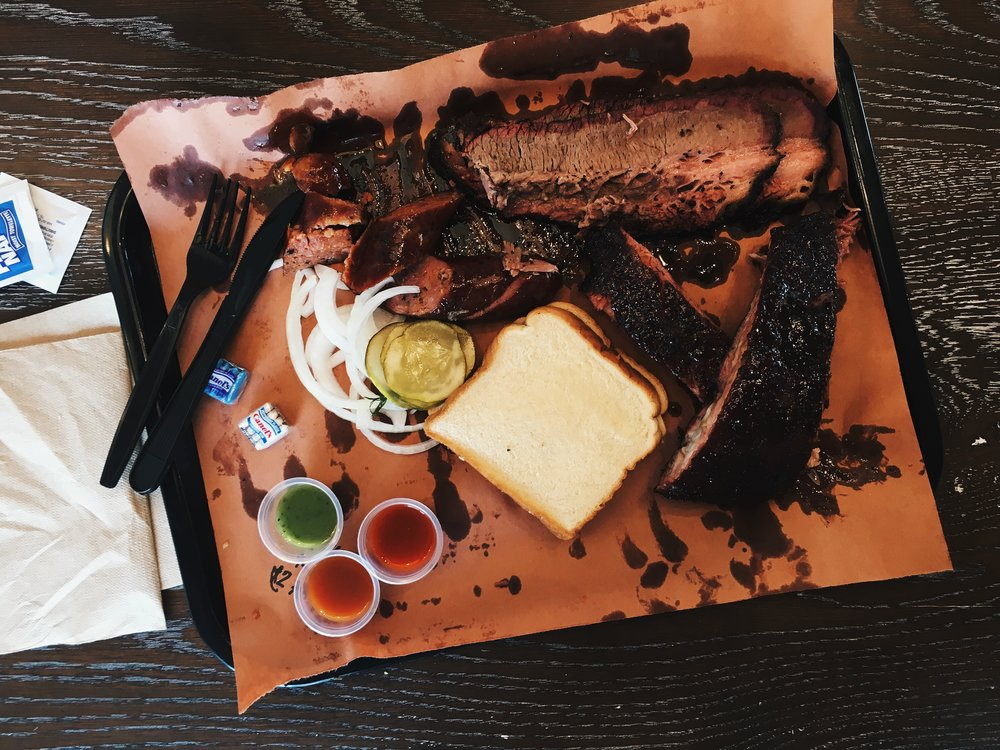 Lewis Barbecue, CHS