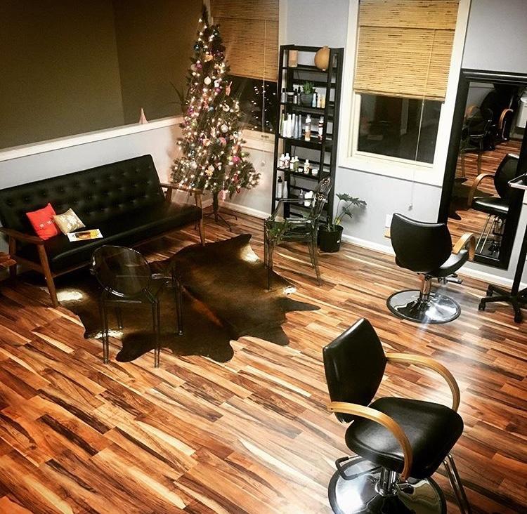 Designory Studio at Christmastime