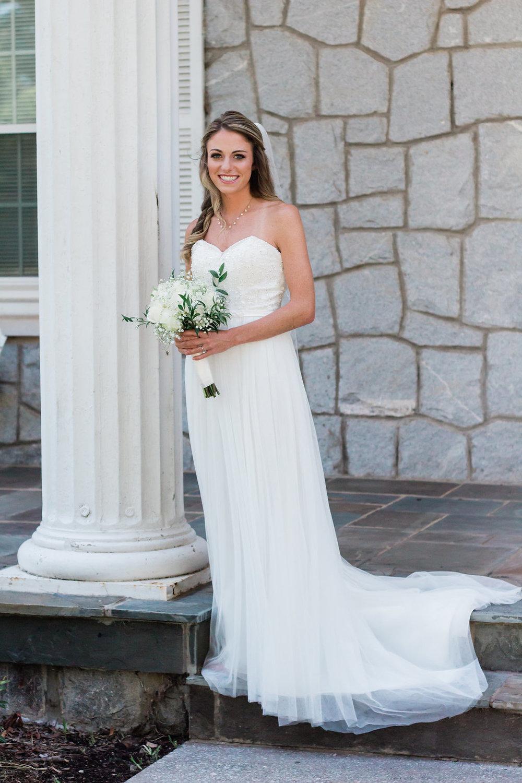 July 2018 bride, Kat - Clinton, SC