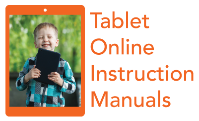 TMAX Online Instructions for Tablets