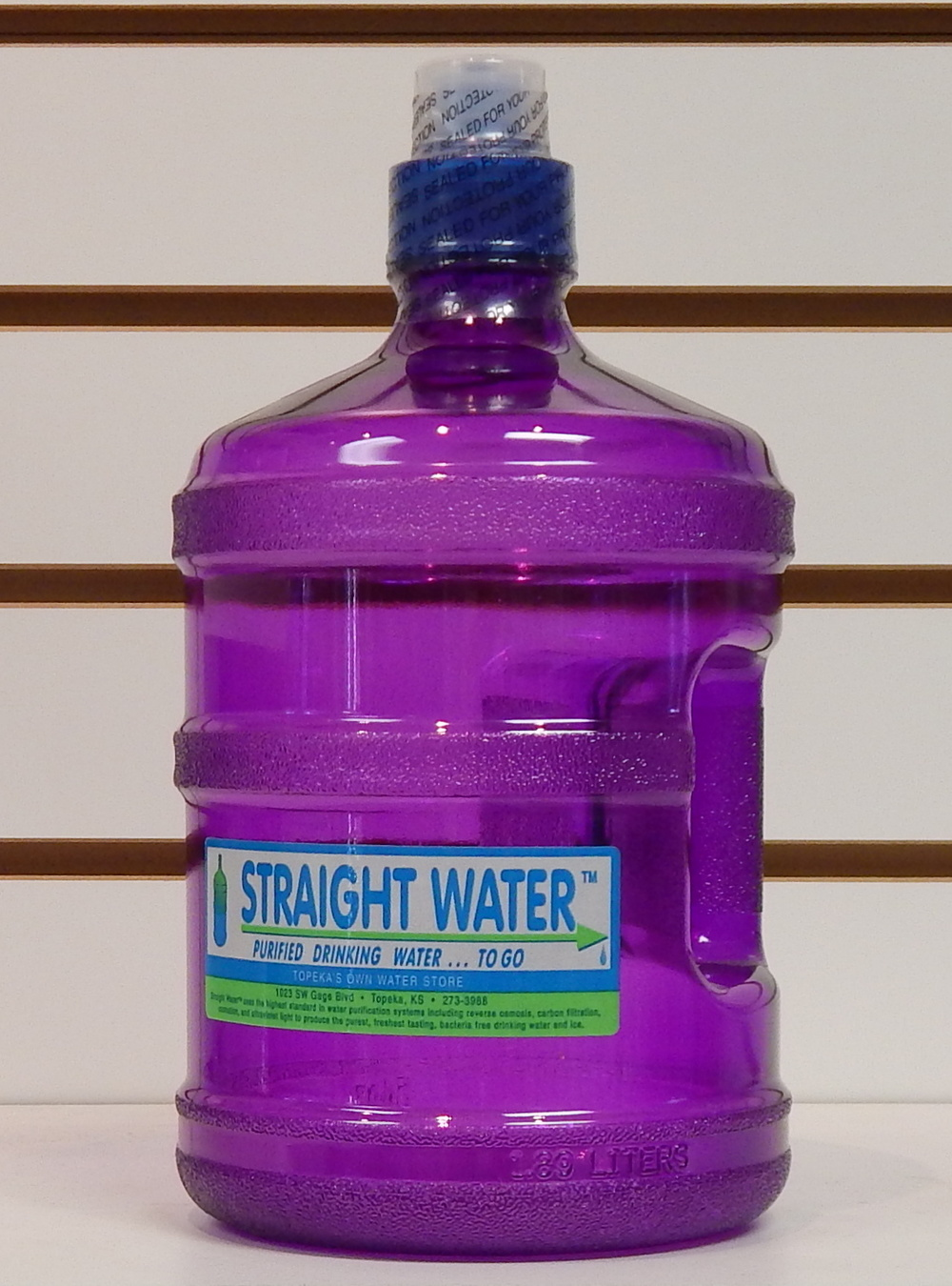 64 oz PC Neon Purple
