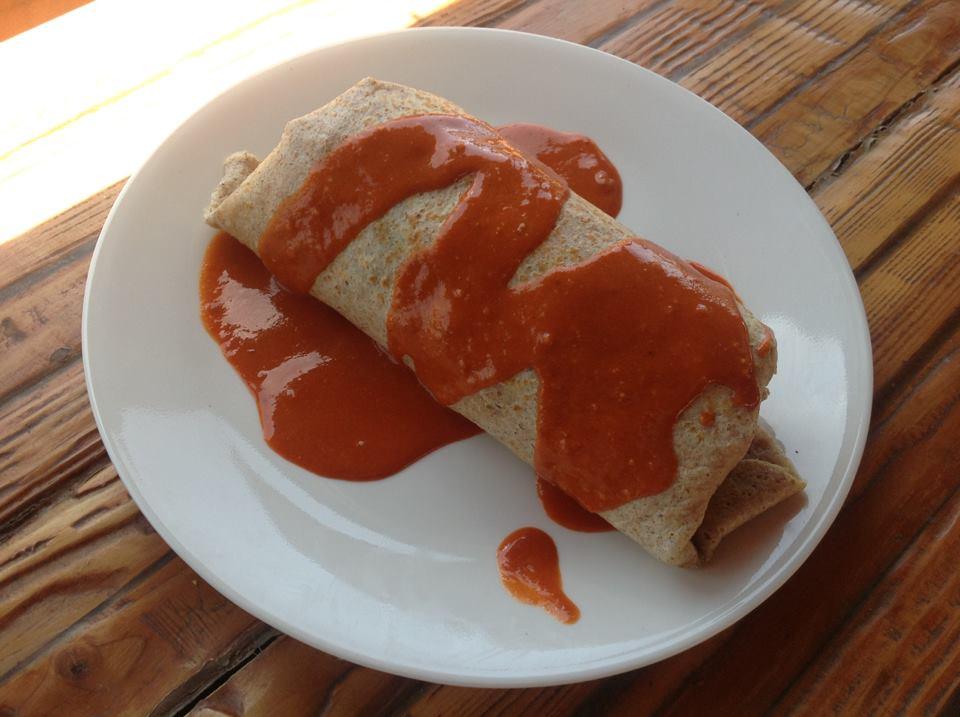 Burrito Crepe