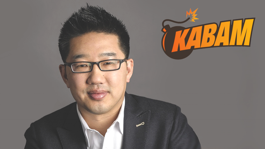 Marveling at 25M/mo<br>Article →<br><br>Kevin Chou,<br>Founder & CEO Hardcore Social Games