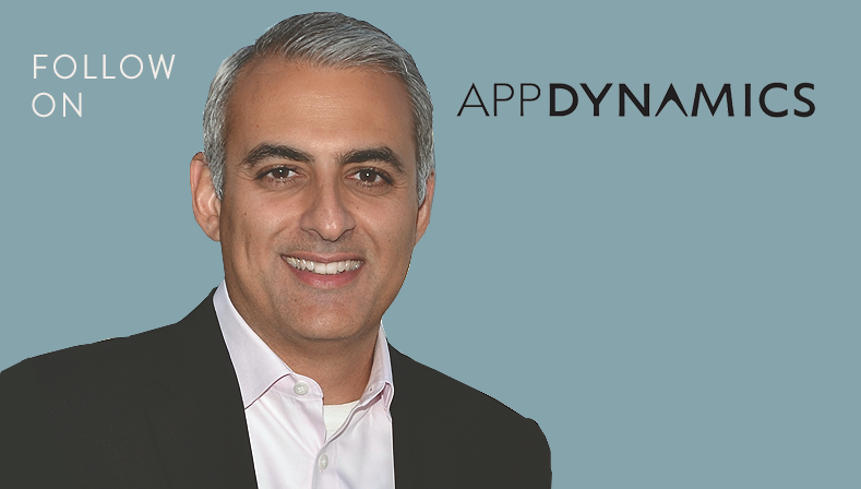 David Wadhwani, CEO<br>Performance Monitoring + Management Software
