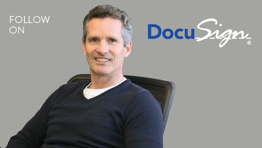 Dan Springer, CEO<br>Document eSignature SaaS